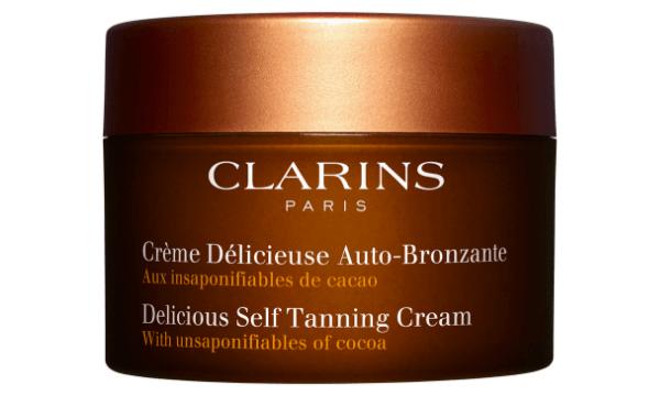 CLARINS Delicious Self Tanning Cream 150 ml