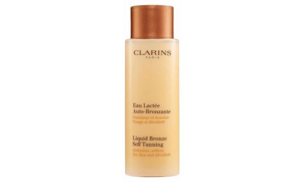 CLARINS Self Tan Liquid Bronze Face 125 ml