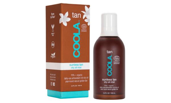COOLA Organic Sunless Tan Dry Oil Mist 100 ml