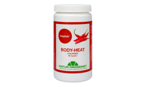 Natur Drogeriet Body-Heat