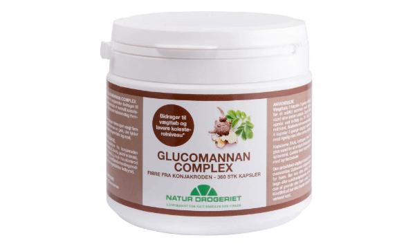 Natur Drogeriet Glucomannan Complex