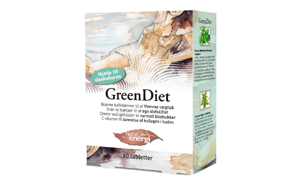 Natur Energi Green Diet
