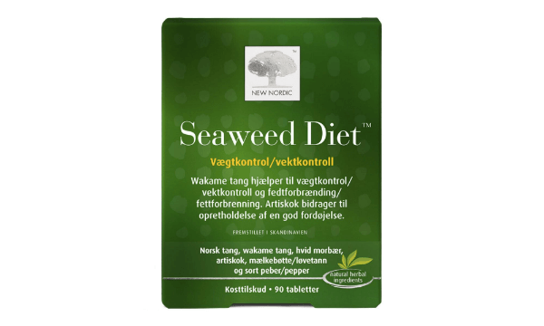 New Nordic Seaweed Diet