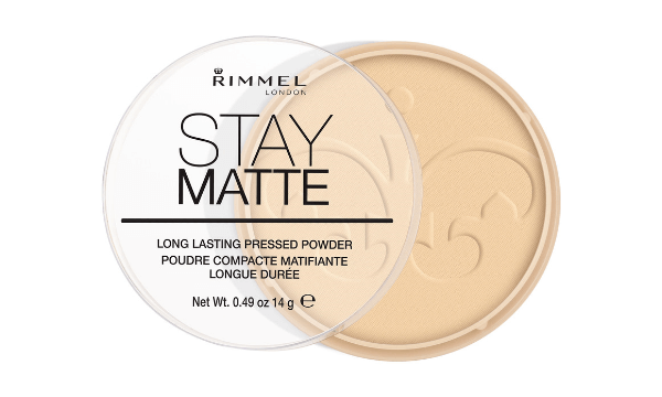 Rimmel Stay Matte Fast Pudder i 001 Transparent