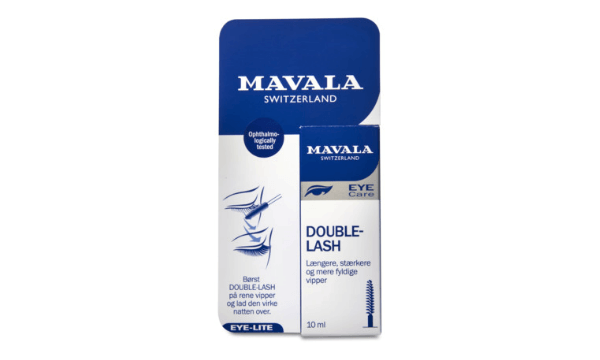 Mavala - Double Lash Serum 10 ml – Innovativ serum til dine øjenvipper