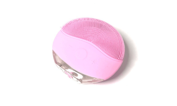 Beauty - Ultrasonic Facial Cleaner - Pink