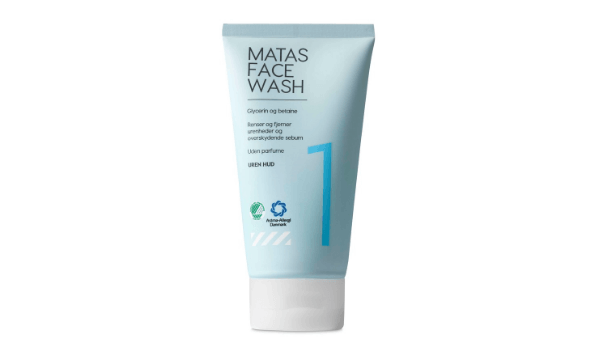 Matas striber face wash
