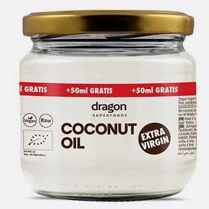 Dragon Superfoods Økologisk Kokosolie