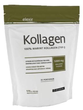 Elixir Pharma Kollagen Pulver