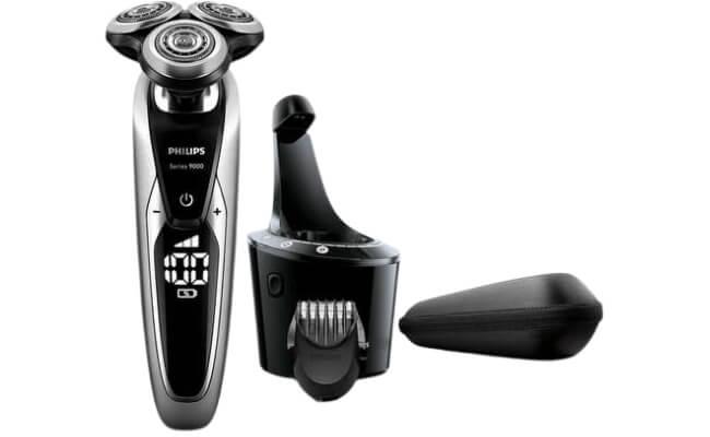 Philips S9000 våd og tør elektrisk shaver