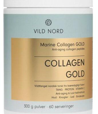 Vild Nord Marine Collagen Gold – God mod fine linjer