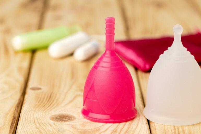 bedste menstruationskopper